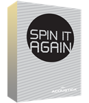 Acoustica Spin It Again Conversion Software - Download