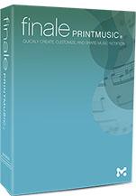 MakeMusic Finale PrintMusic 2014 : Retail Box: DVD